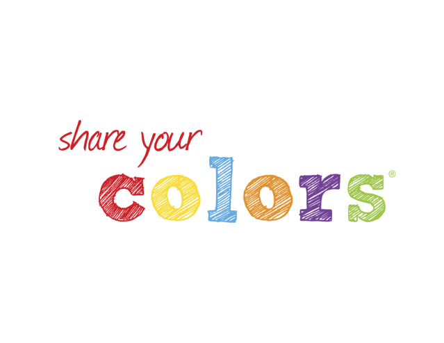 Share Your Colors Logo